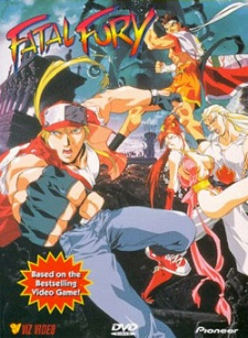 Fatal Fury The Motion Picture Dub