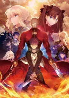 Fate Stay Night Unlimited Blade Works Tv 2nd Season