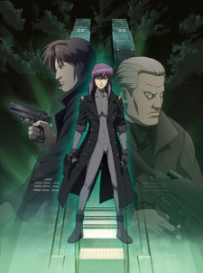 Ghost In The Shell Stand Alone Complex Solid State Society Dub
