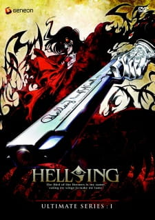 Hellsing Ultimate Uncensored