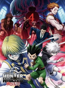 Hunter x Hunter Movie 1: Phantom Rouge (Dub)