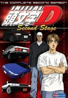 Initial D Second Stage (Dub)