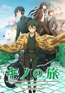 Kino No Tabi The Beautiful World The Animated Series Dub