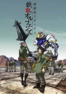 Mobile Suit Gundam Iron Blooded Orphans Dub