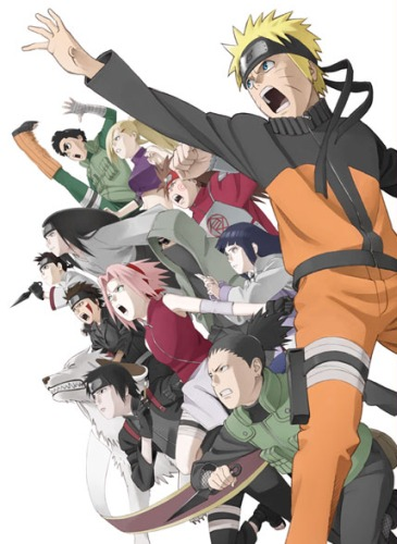 Naruto Shippuuden Movie 3 Hi No Ishi O Tsugu Mono
