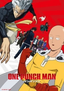 One Punch Man 2nd Season (Dub)