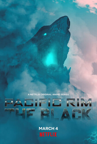 Pacific Rim The Black