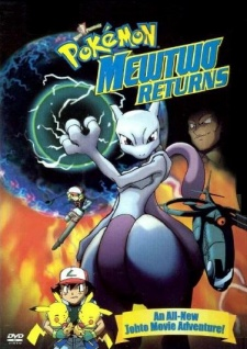 Pokemon Mewtwo Returns Dub