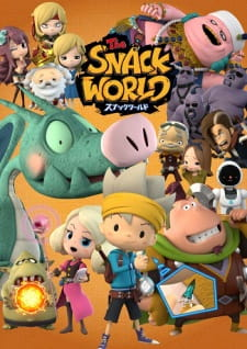 The Snack World (TV)